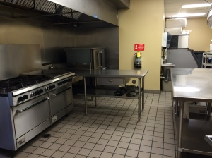 This empty kitchen needs you!