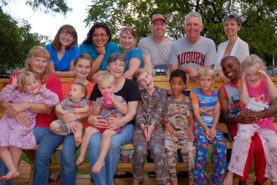 Scott's Extended Family