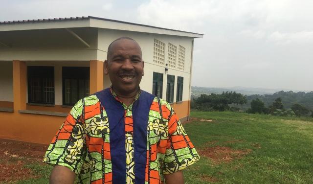 Pastor Renson of the University Chapel